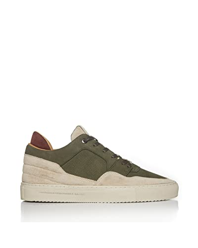 f52c3d567f99 Android Homme Omega Low 116 Trainers 9 (UK) Olive Green  Amazon.co ...