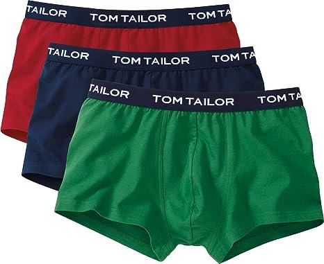 a7ac9c21ea0011 TOM TAILOR Underwear Herren Retroshorts (erPack 3
