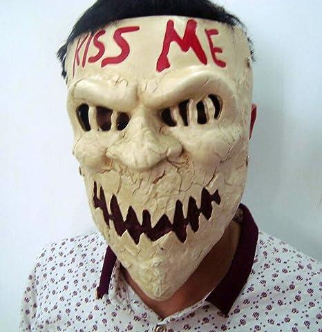 Gmasking Máscara de Resina para Disfraz de Halloween: Amazon.es: Hogar