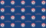 MLB Texas Rangers Wrapping Paper
