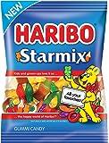 Haribo Starmix Gummi Candy, 4 oz. Bag (Pack of 12)