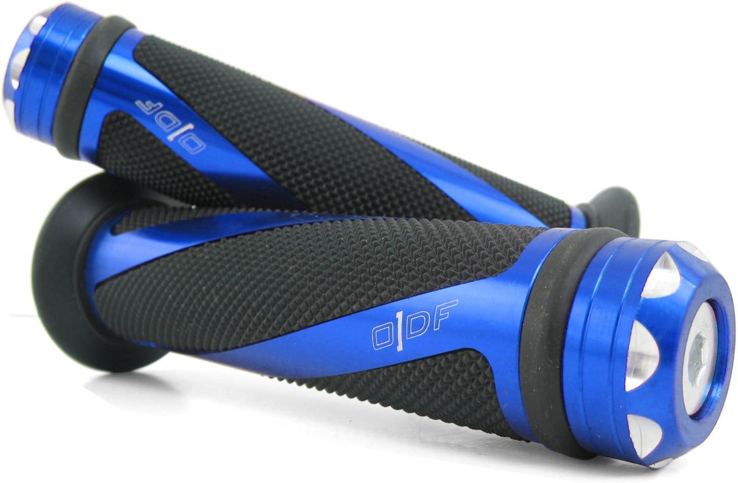 100 100 // RX//RS 80 100 // PW 80 Coil//Blau Lenkergriffe kompatibel mit Yamaha FS 80