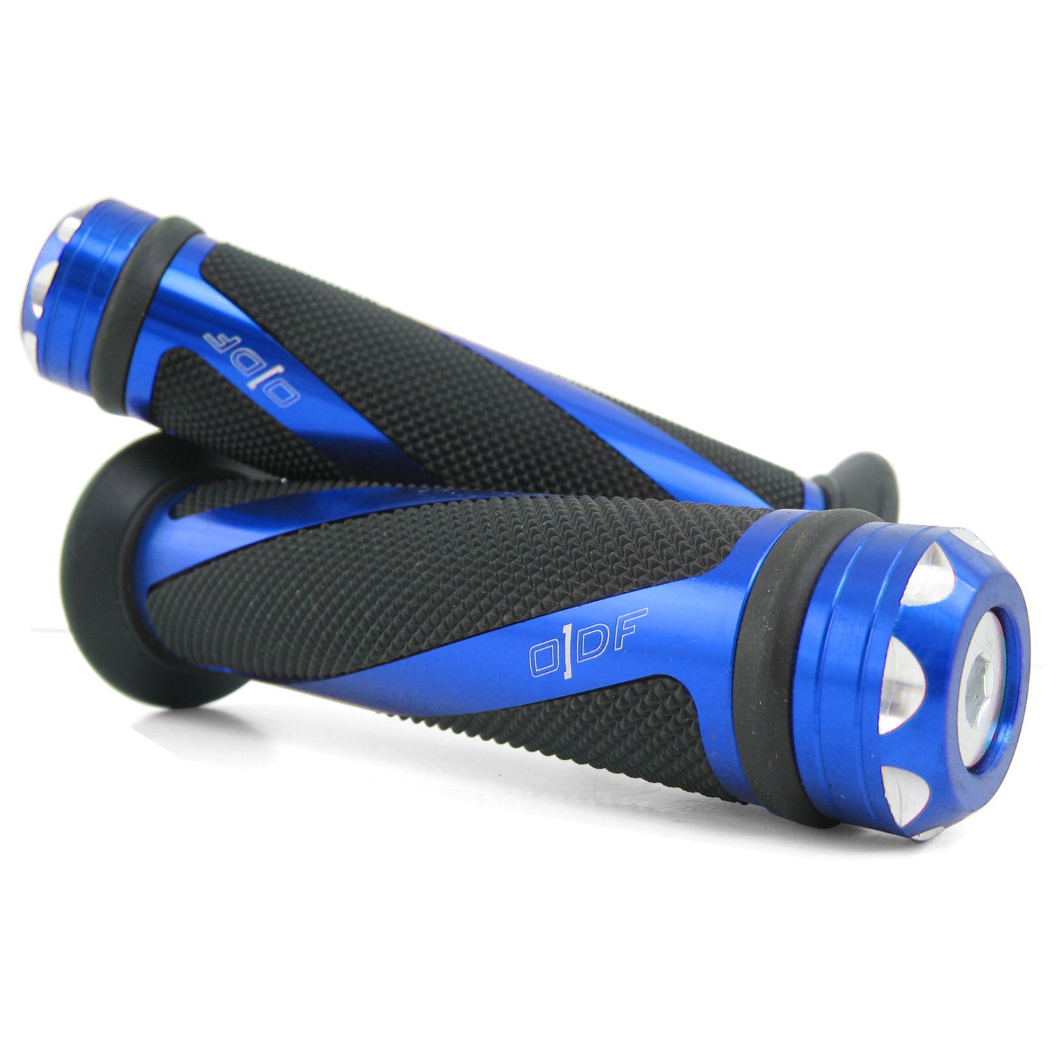 Manopole MBK Nitro Mach G Booster Tryptic Stunt Ovetto Coil//Blau