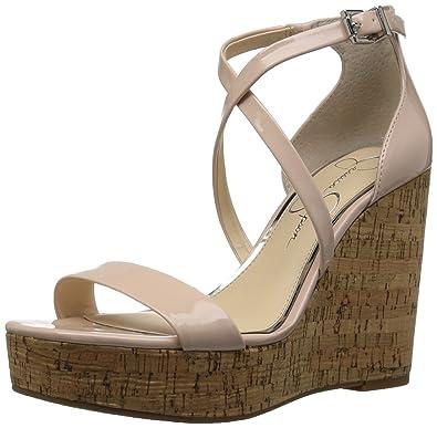 535b094d2cd Amazon.com  Jessica Simpson Women s Stassi  Shoes
