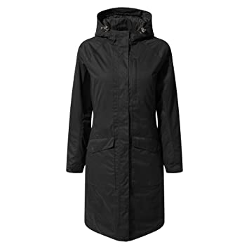 Craghoppers Womens Mhairi Warm Insulated Waterproof Jacket