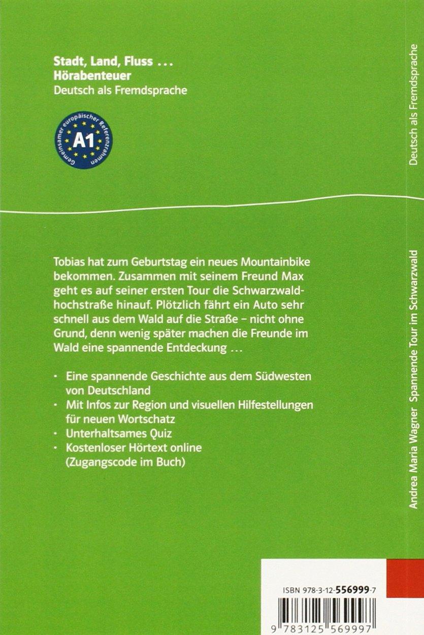 Spannende Tour im Schwarzwald - Buch & Audio-Online: Andrea Maria ...