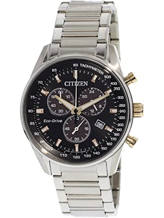 Citizen Chronograph Uhr At2396 Quarz Edelstahl Mit Armband Herren PZ8nN0wkXO