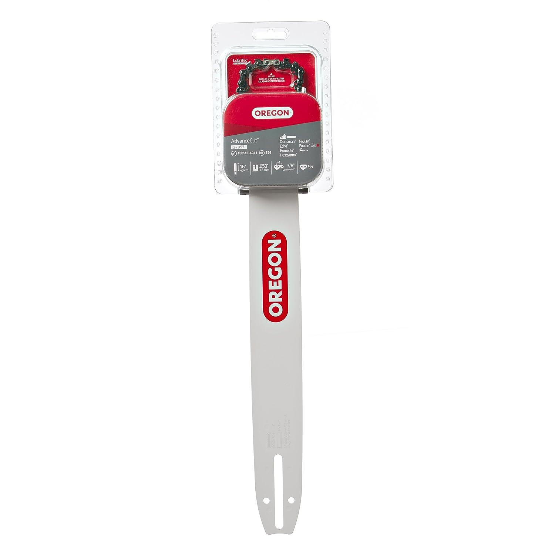 Oregon 27857 16-Inch Bar & 91VG Chainsaw Blade Combination Fits Craftsman, Echo, Homelite, Poulan