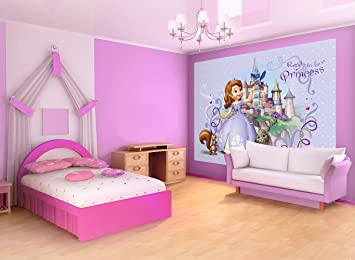 Disney Sofia The First Wallpaper Mural