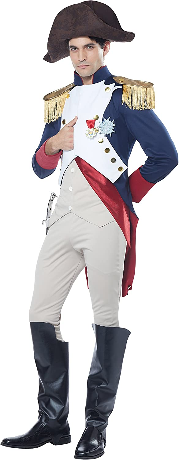 California Costumes Men's Napoleon French Emperor Costume