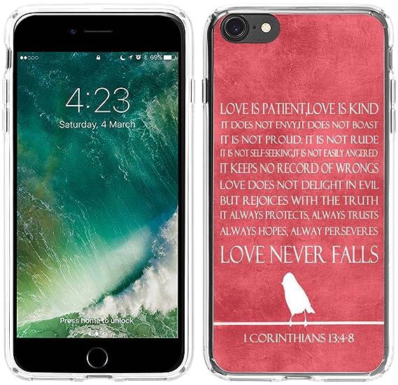 7029e42df35 Amazon.com  Case for iPhone 6S Case Christian Quotes
