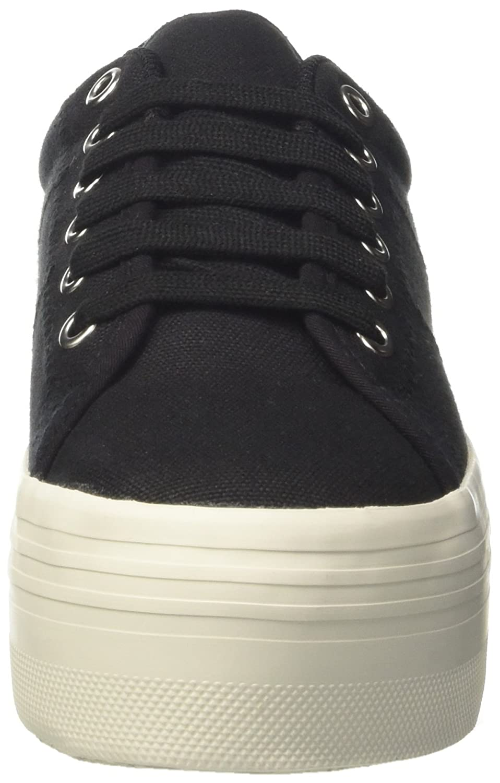 Jeffrey Campbell Zomg Jcpzomgcanvas-blk60, Chaussures de de de Sport FemmeB01N5TRU3OParent 4fc90a