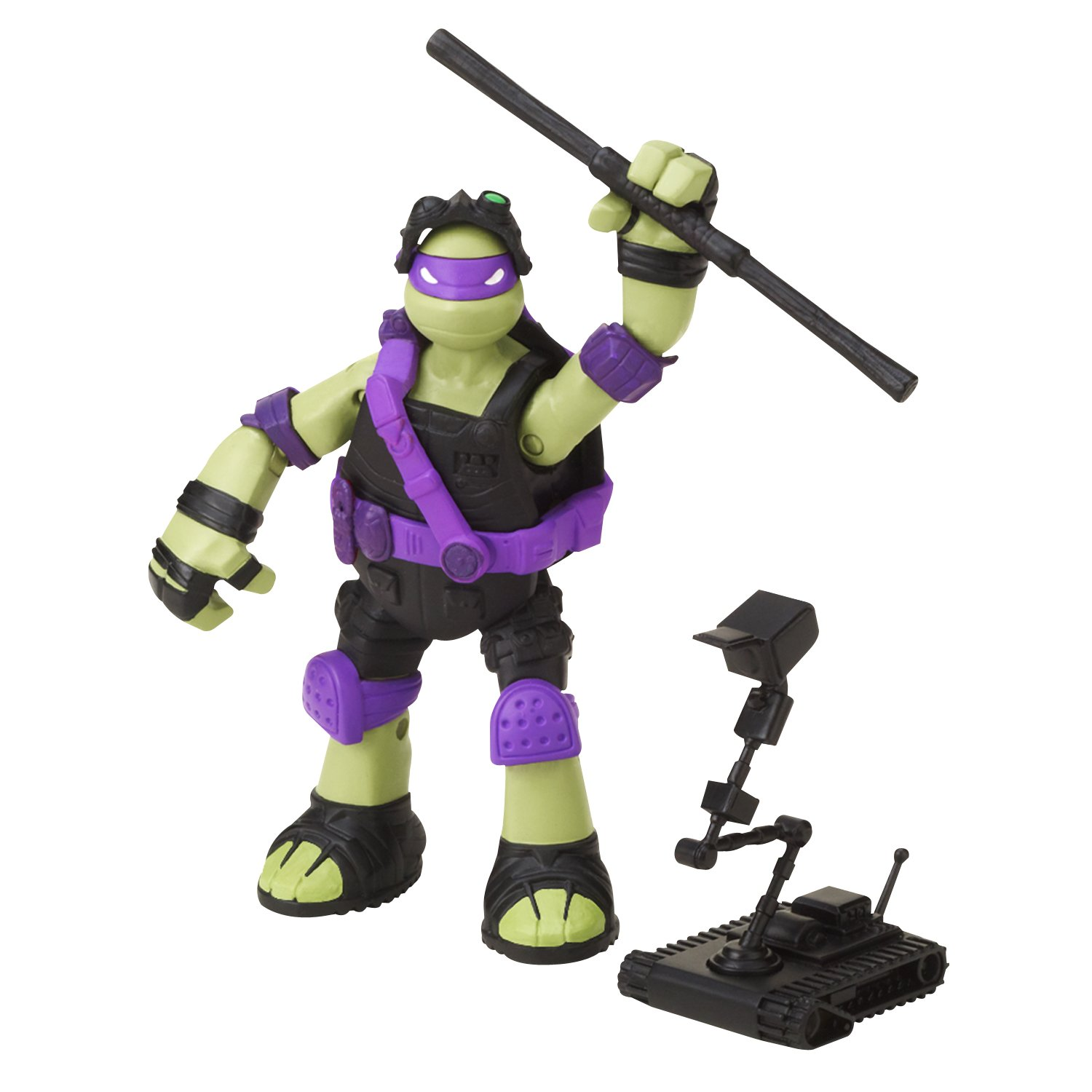 Teenage Mutant Ninja Turtles Stealth Tech Donatello Action ...