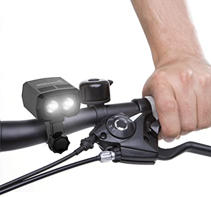 USB Rechargeable Road Bike Bicycle Light LED Cycling MTB Headlight Front Lamps