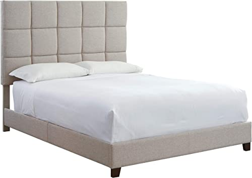 Signature Design Contemporary Bed