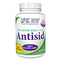 Michael's Naturopathic Programs Antisid - 90 Chewable Wafers - Digestive Health...