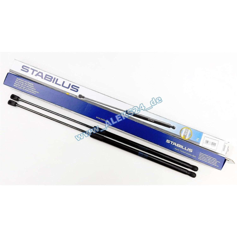 2x STABILUS LIFT-O-MAT LIFTER GASFEDER D/ÄMPFER HECKKLAPPE HECKKLAPPEND/ÄMPFER 285866