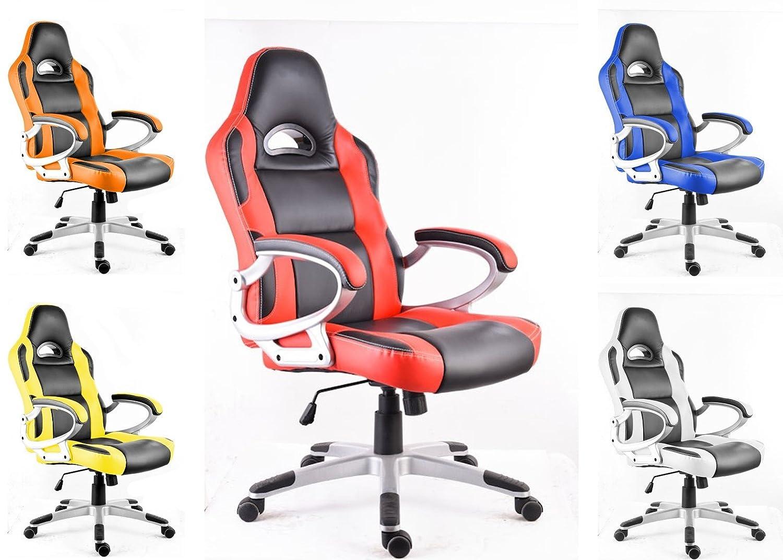 Polironeshop montecarlo sedia poltrona presidenziale per gaming