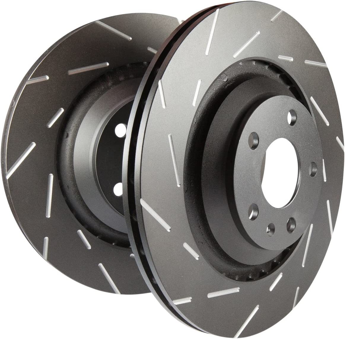 EBC Brakes GD7695 GD Sport Dimpled and Slotted Rotor