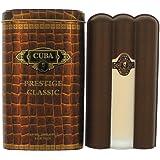 Cuba Prestige Gold Eau De Toilette vaporisateur/Spray para él 90ml