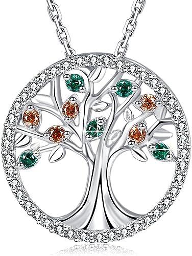 925 Silver Tree Of Life Pendant Charm Necklace Bracelet Earrings Women Jewelry