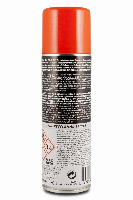 STP ST71300SP Spray de Limpieza Diesel EGR, 300 ML: Amazon.es: Coche y moto