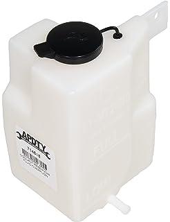 APDTY 714354 Coolant Reservoir Fluid Overflow Plastic Bottle Housing w//Cap For 2002-2006 Acura RSX Replaces 19101PND000