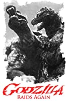 'Godzilla Raids Again' from the web at 'https://images-na.ssl-images-amazon.com/images/I/71229Jd6laL._UY200_RI_UY200_.jpg'