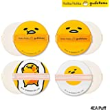 Holika Holika Gudetama Lazy & Easy Chap Chap Cushion Puff Set