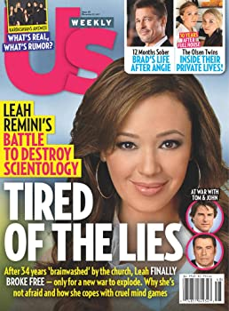 1-Year Us Weekly Magazine Subscription