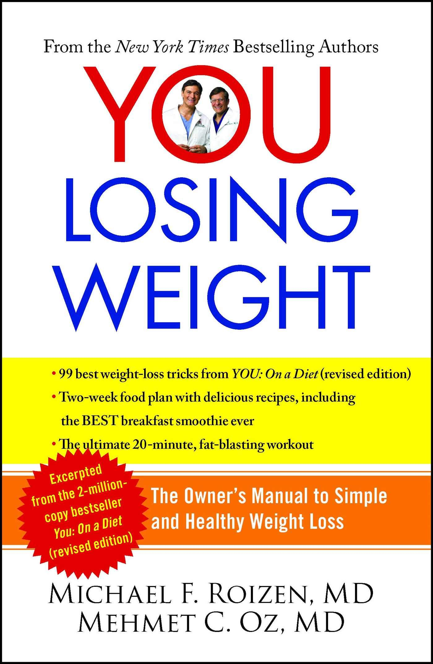 You Losing Weight The Owner S Manual To Simple And Healthy Weight