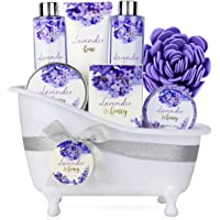 8-Pieces Body & Earth Bath and Body Gift Set for Home Relaxation