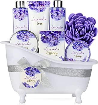 8-Pieces Body & Earth Bath and Body Gift Set