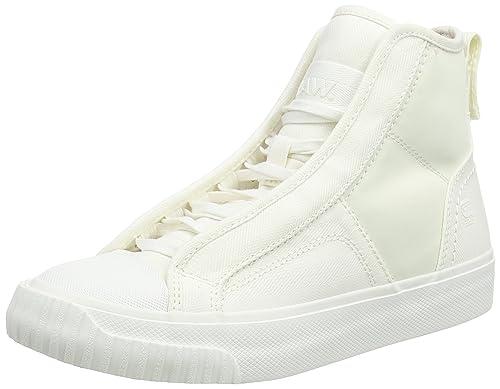G-Star Scuba, Zapatillas Altas para Mujer, Blanco (White 110), 40 EU: Amazon.es: Zapatos y complementos