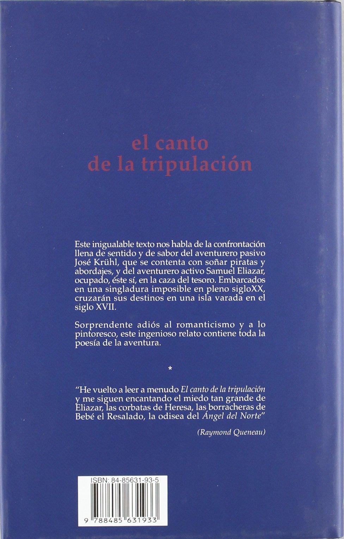 CANTO DE LA TRIPULACION: Amazon.es: MAC ORLAN,PIERRE: Libros