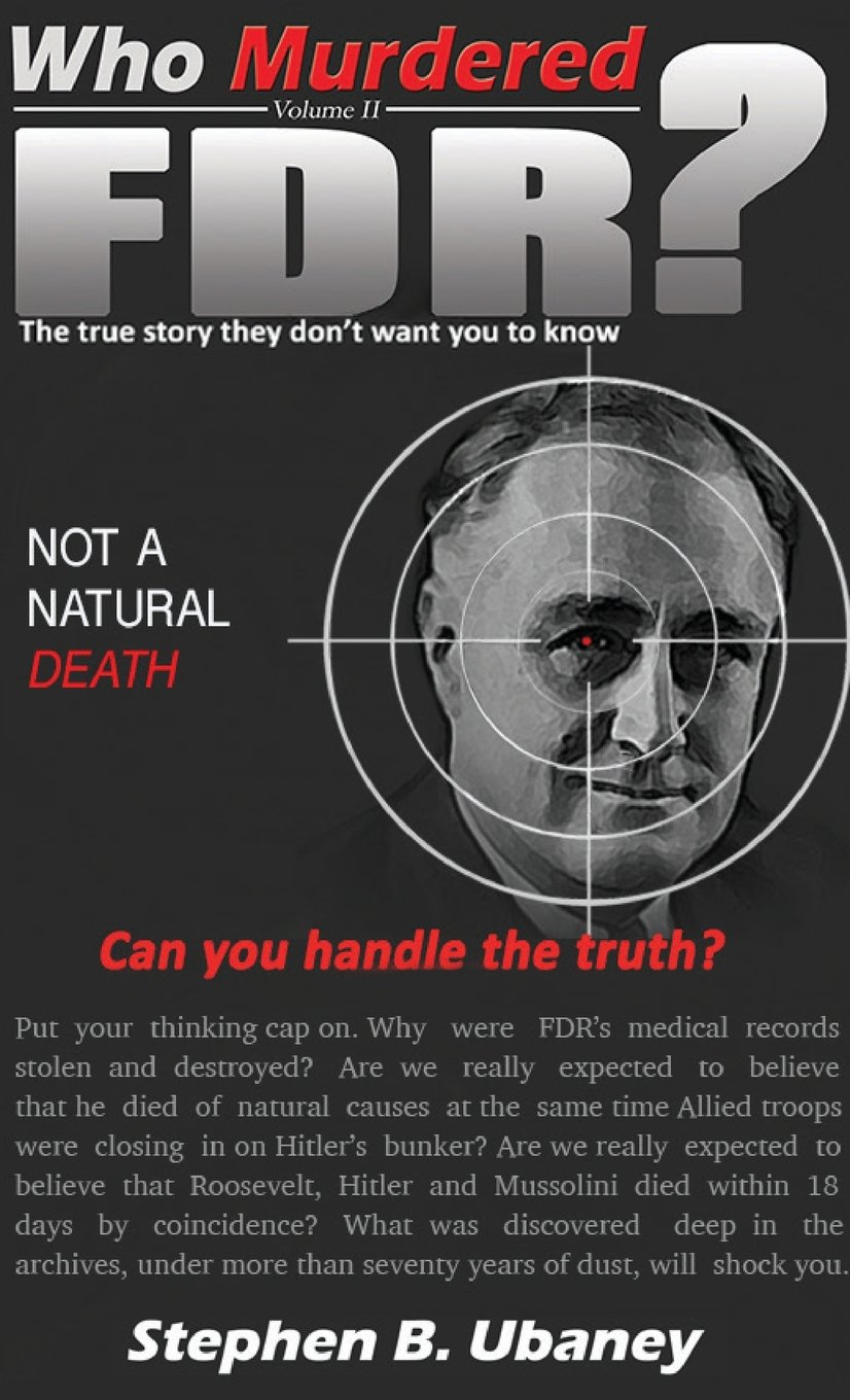 Download Who Murdered FDR? PDF