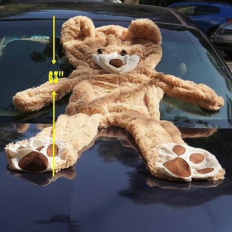 6fba6e49709 Amazon.com  Life Size Huge Plush Teddy Bear Unstuffed Soft Giant Animal Toy  (63 inch  5.2 feet)