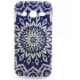 fenrad®TPU Coque - pour Samsung Galaxy Core 4G LTE / SM-G386F Silicone Étui Housse Protecteur avec motif mignon de bande dessinée Pattern--Color#11