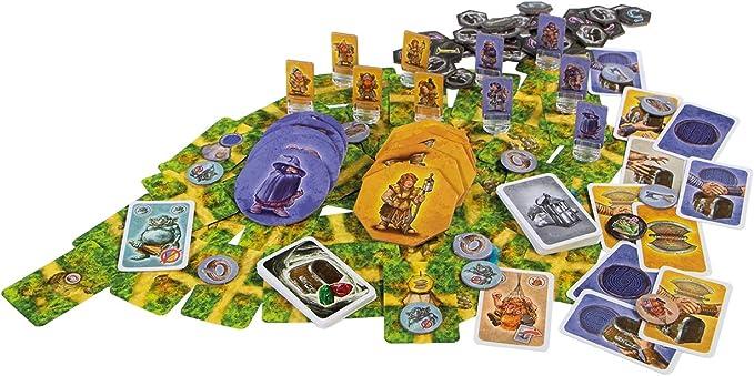 999Games Saboteur: De Verloren Mijnen - Bordspel - 10+: Amazon.es: Juguetes y juegos
