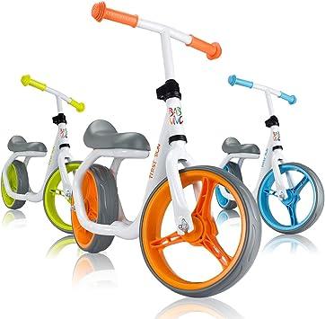 Baby Vivo Bicicleta de Equilibrio Bicicleta sin Pedales Niños 12 ...