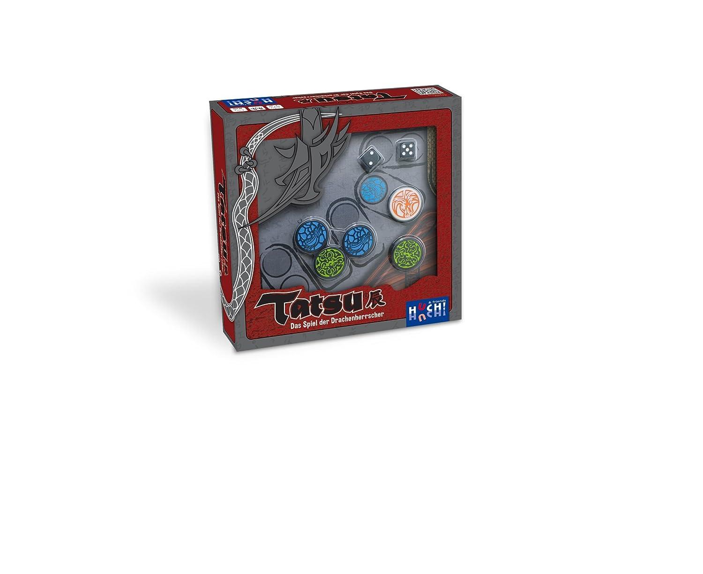 Huch & Friends 879370 – TATSU, Juego de Estrategia: Amazon.es ...