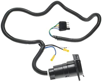 7122LM4rKWL._SX355_ amazon com acdelco tc177 professional inline to trailer wiring wiring harness trailer at mifinder.co