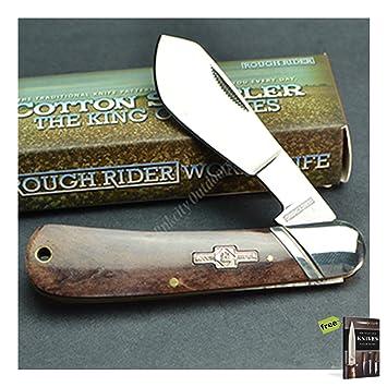 Amazon.com: Rough Rider RRR1422 - Cuchillo de bolsillo ...