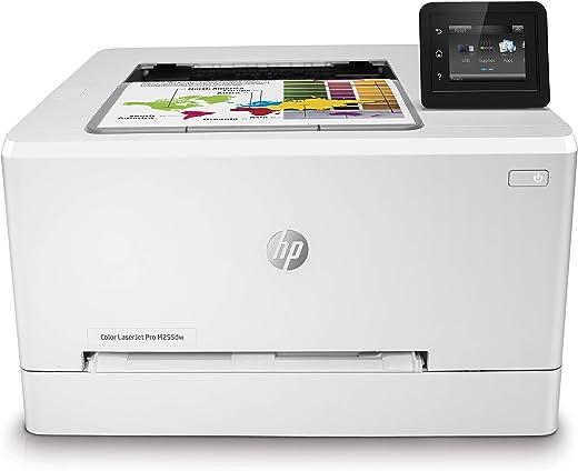 HP LaserJet Pro Color M255dw, Draadloze Wifi kleuren Laserprinter voor thuiskantoor (Alleen afdrukken)