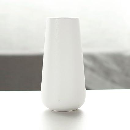Du0027vine Dev Gift Box Packaged 8u0026quot; Tall Snow White Ceramic Flower Vases