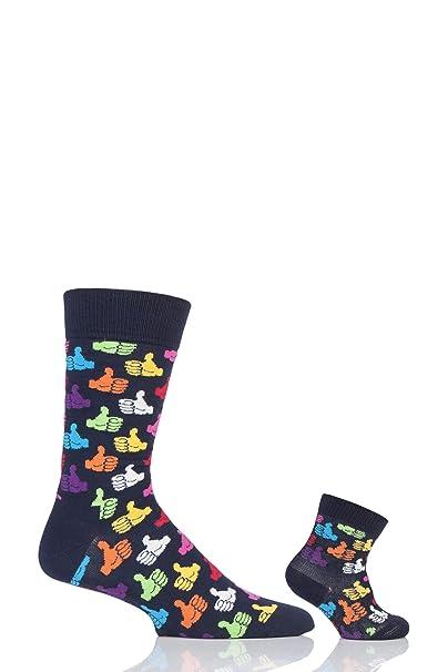 immagini dettagliate belle scarpe a buon mercato Happy Socks 2 Peas In A Pod Gift Box Calzini XPEA02 6300 (36-40 EU ...
