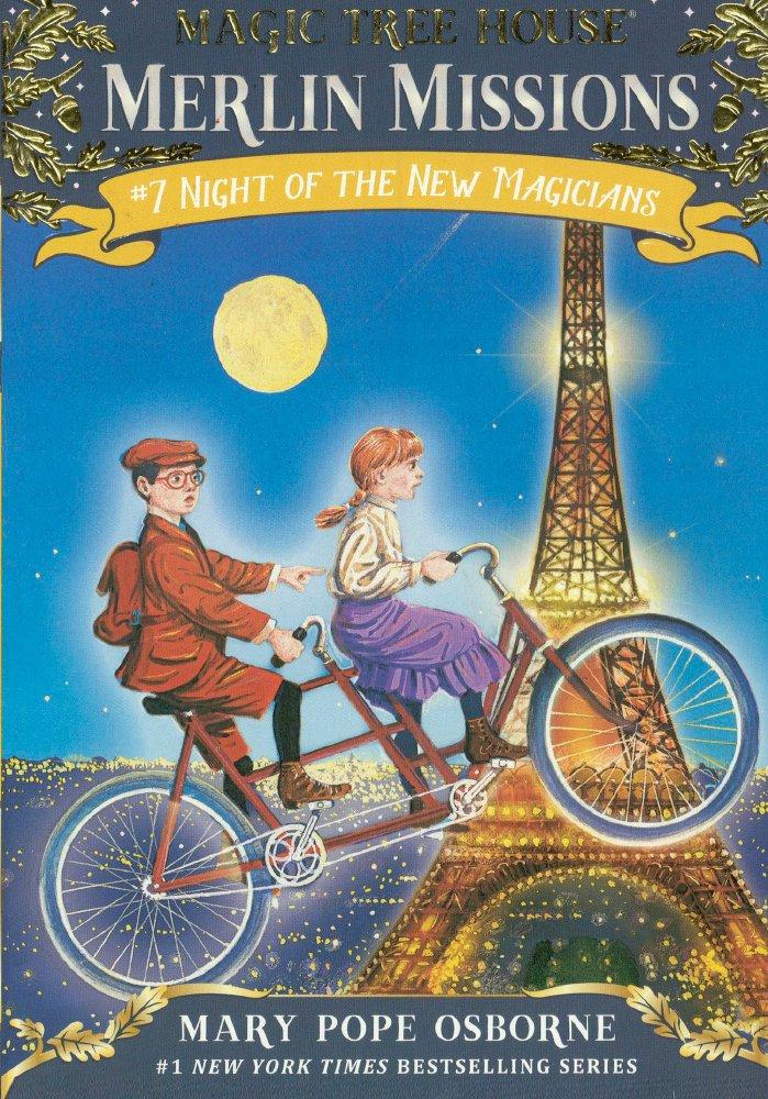 Download Night Of The New Magicians (Turtleback School & Library Binding Edition) (Magic Tree House) pdf epub