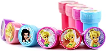 ee0e71dc628b Disney Tinker Bell Self-Inking Stamps   Stampers Party Favors (10 Counts) by