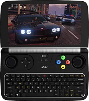 GPD Win 2-2018 Versión Mini Gaming Consola portátil Windows 10 Intel m3-7Y30