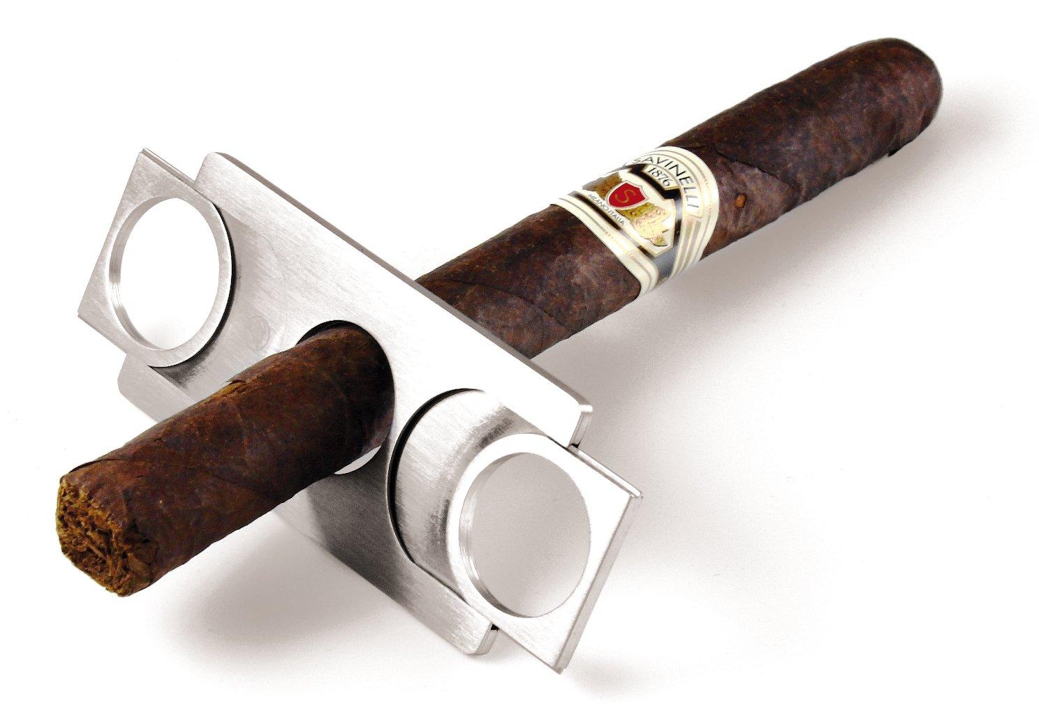 Table Cigar Cutter S/Steel